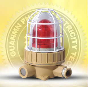 The explosion-proof sound light alarm lamp 90dB BBJ